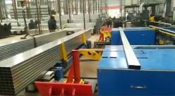 四川钢管自动打包机
